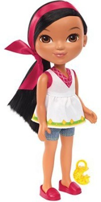 Dora The Explorer Fisher-Price Nickelodeon Dora and Friends Naiya