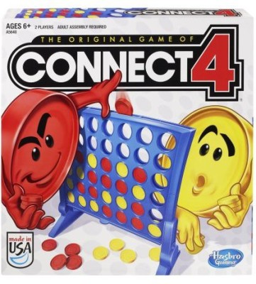 Hasbro Connect 4 Game Board Game