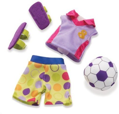 Groovy Girl Soccerific Clothing Set