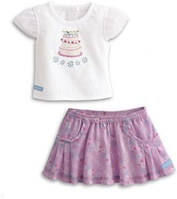 American Girl My Ag 2014 Happy Birthday Outfit For+ Charm