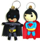 Superhero Mini Dolls and Superman Superh...