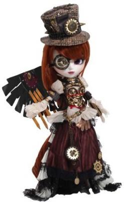 Pullip Dolls Steampunk 2Nd Eclipse Aurora Fashion(Multicolor)
