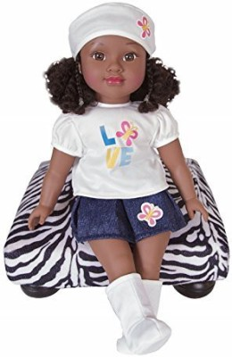 Positively Perfect Dolls Divah Taylor Baby Doll(Multicolor)