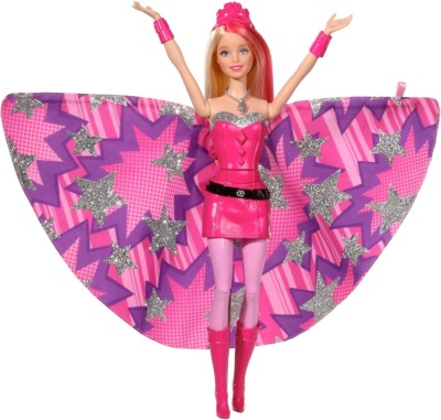Barbie Princess Power - 2 in 1 Doll