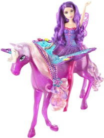 Barbie Fab Fairy Doll and Fairy Horse(Pink)