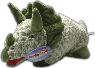 Pillow Pets My Dinosaur Large (Green)