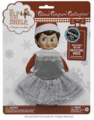 The Elf on the Shelf Dazzling Dress