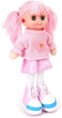 Wags Beautiful Musical Doll With Led Light