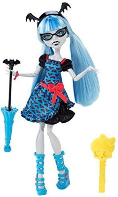 Monster High Freaky Fusion Ghoulia Yelps