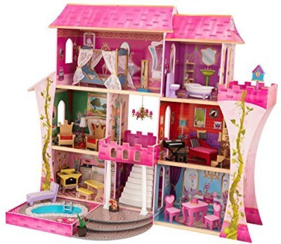 KidKraft Once Upon A Time Dollhouse(Multicolor)