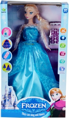 Tabu Frozen Sling and Dance Doll