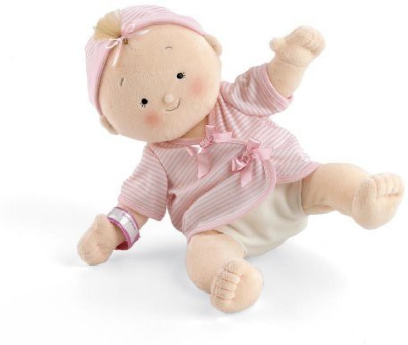 North American Bear Company Rosy Cheeks Ba Blonde (Girl)(Pink)