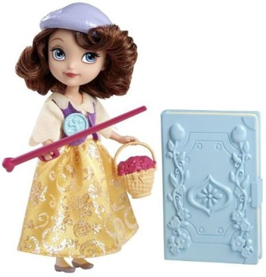 Mattel Disney Sofia The First Sofia Buttercup Scout Doll