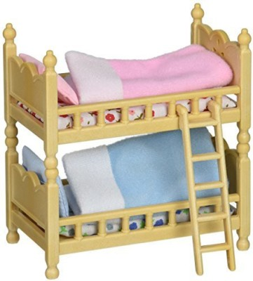 Calico Critters Bunk Beds(Multicolor)