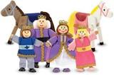 Melissa & Doug Royal Family Wooden Doll ...