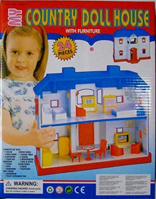 Smiles Creation My Country Doll House