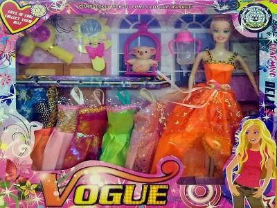 Matrix Educare Pvt. Ltd. Vogue Doll