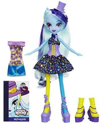 My Little Pony Equestria Girls Rainbow Rocks Trixie Lulamoon With Fashions