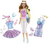 Barbie Doll and Fashion Summer Doll Gift...