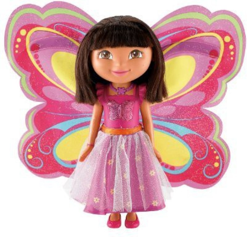 Dora the Explorer Fisherprice Magical Fairy(Pink)