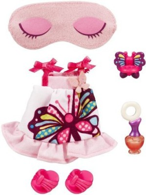 Baby Alive Crib Life Outfit Sleepover Fashion