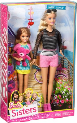 Barbie Sister Barbie & Stacie