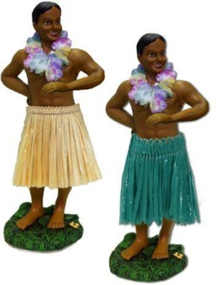 KC Hawaii Dashboard Hula Dude(Multicolor)