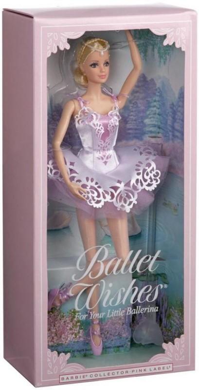 Barbie Ballet Wishes(Multicolor)