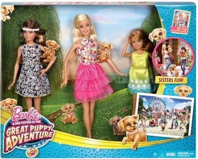 Barbie Barbie & Her Sisters