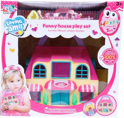 Buds N Blossoms Funny House Playset