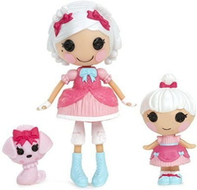 Lalaloopsy Mini Littles Suzette La Sweet And Mimi La Sweet