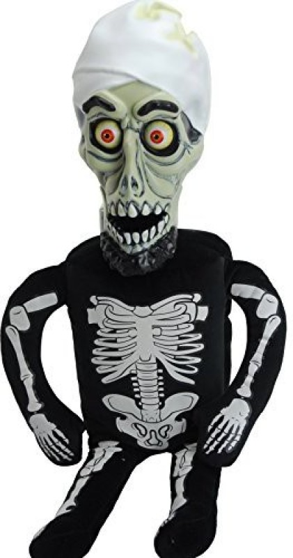 Celebrity Ventriloquist Doll Dunham's Achmed - The Dead Terrorist Ventriloquist Dummy by Celebrity Dummies.(Multicolor)