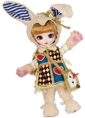 Pullip Dolls Classical Alice White Rabbit 12