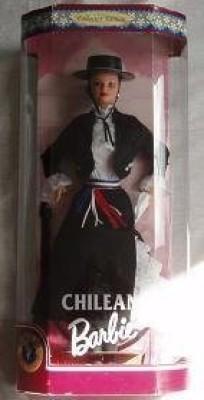 Barbie Chileanof World