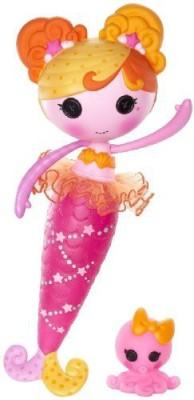 Lalaloopsy Lala-Oopsies Mermaid Doll - Mermaid Opal