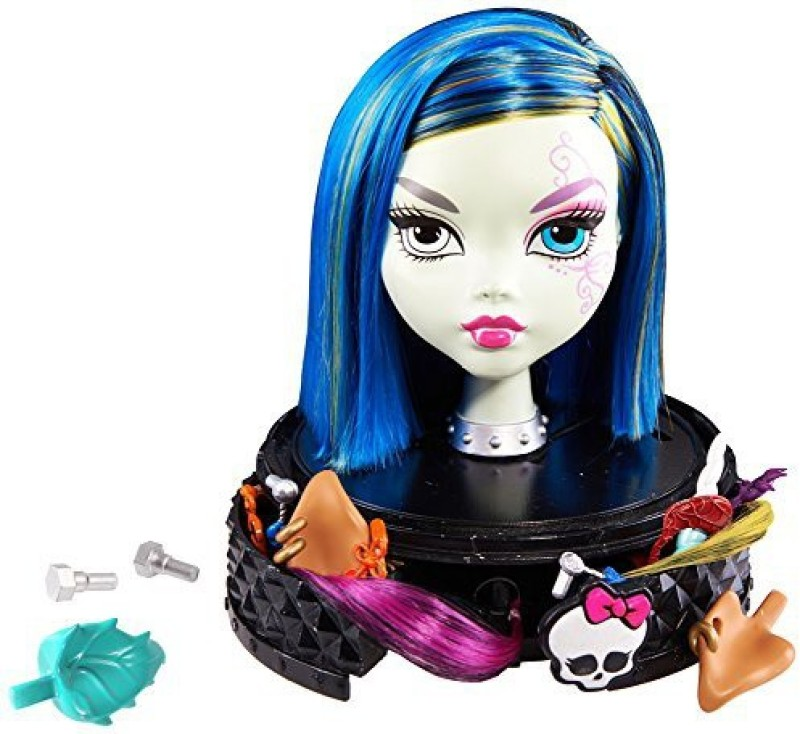 Just Play Monster High Styling Head(Multicolor)