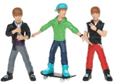 The Bridge Direct Justin Bieber Mini Collection