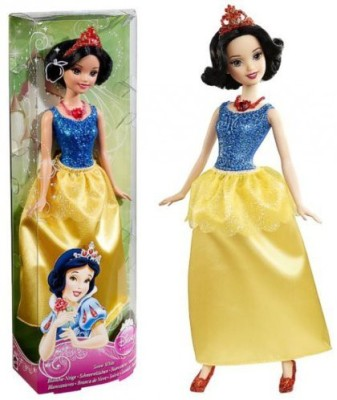 Mattel Disney Princess Sparkling Princess Snow White