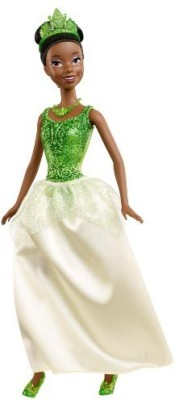 Mattel Disney Princess Sparkling Princess Tiana
