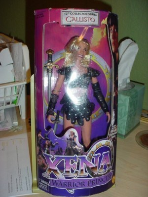Toybiz Xena Warrior Princess Callisto 12