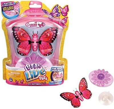 Character Options Little Live Pets My Butterflies Love Wings
