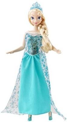 Mattel Disney Frozen Musical Magic Elsa