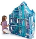 KidKraft Disney Frozen Snowflake Mansion...