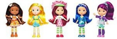 Strawberry Shortcake Hasbroberry Best Collection Set7 Inches5Pack