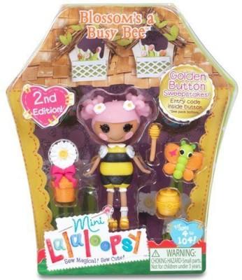 Lalaloopsy Mini Blossom,S A Busy Bee 3 Inch