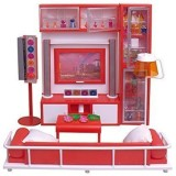 QUN FENG FENG Doll House Furniture Toy s...