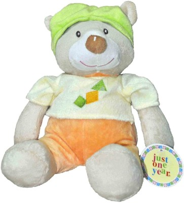 Babysid Collections Teddy Bear Soft Toy With Lullaby Sound - (Imported) 1 Feet