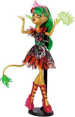 Monster High Freak Du Chic Jinafire Long