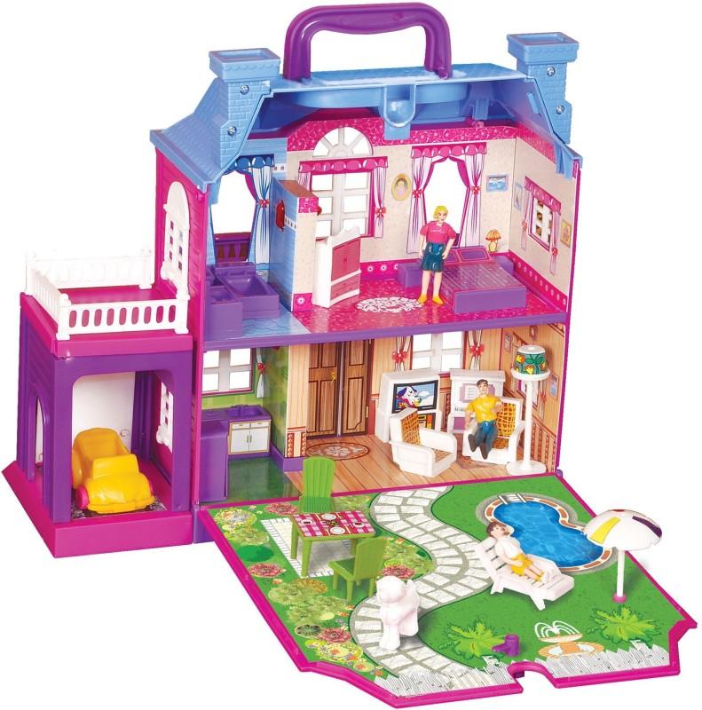 Toyzone Dream Palace(Multicolor)
