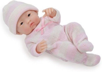 JC Toys Mini La Newborn Asian